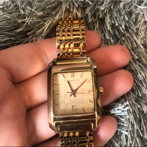 Burberry Accessories - Women's Burberry Rose Gold Watch